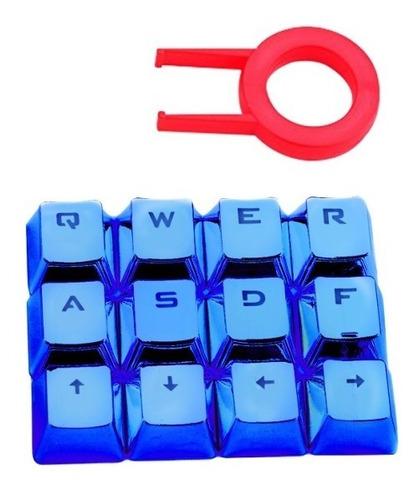 redragon keycaps teclas a103b p/ teclado mecánico cherry mx