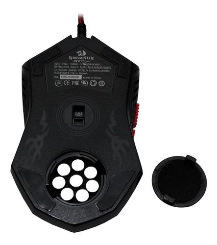 redragon kit teclado, mouse, audífono y mousepad  s101-ba-1