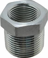 reduccion busin galvanizada de 3/4 a 1/2 y de 1 a 3/4