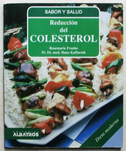 reducción del colesterol / franke