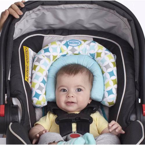 reductor de cabeza para coche y babysilla 2 tamaños nuby