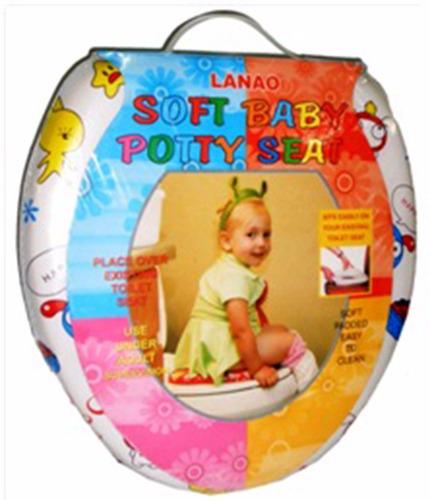 reductor para pocetas acolchado para niños (as)