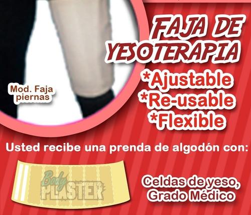 reductora de yesoterapia para piernas envio gratis