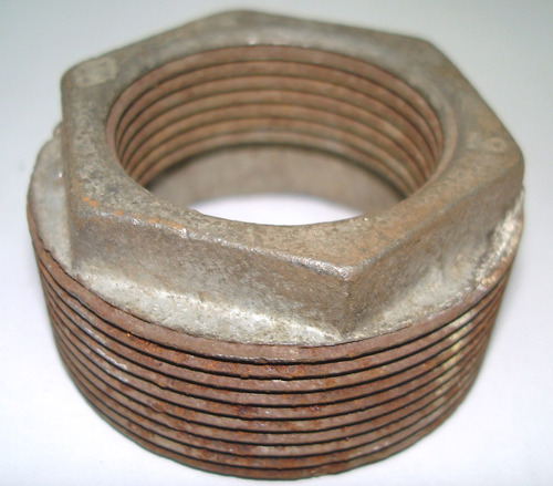 reductores o busing 3/4 x 3/8 pulg hgr