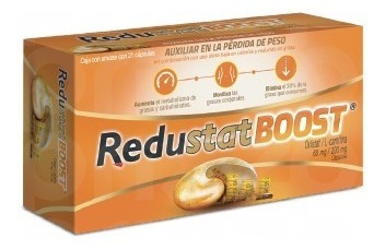 redustat boost 60 mg 1 caja 21 capsulas