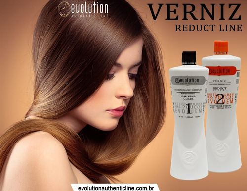 redutor de volume verniz 2x1l evolution