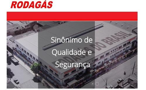 redutor gnv rodagas novo garantia 01 ano gas natural