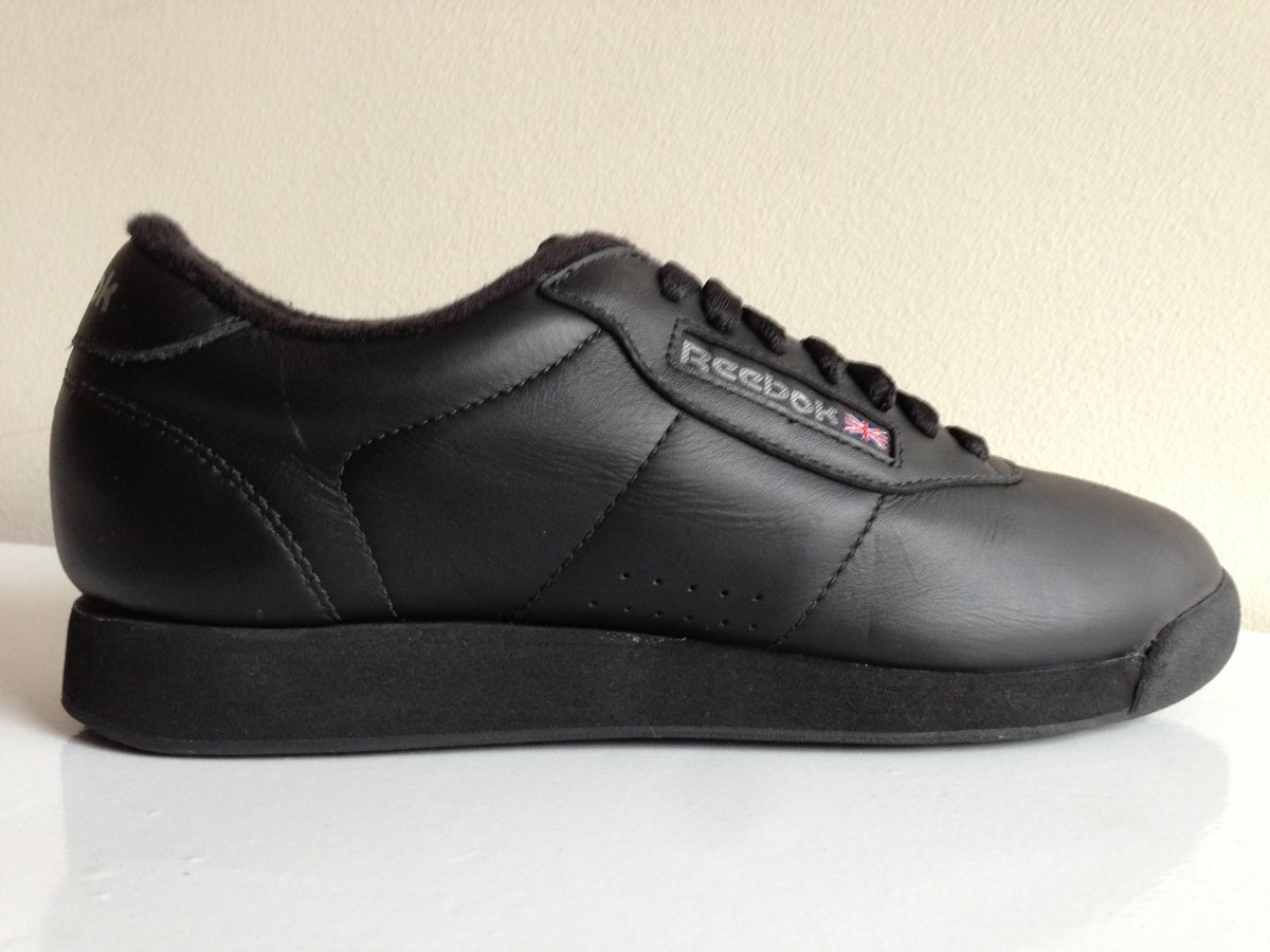 Zapatos negros Reebok Print para hombre DlVyK