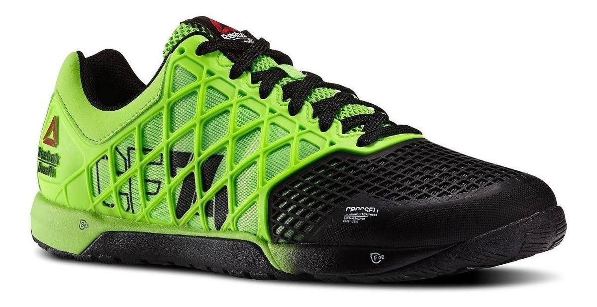 Reebok Men's Crossfit Nano 4.0 Solar Training Shoe