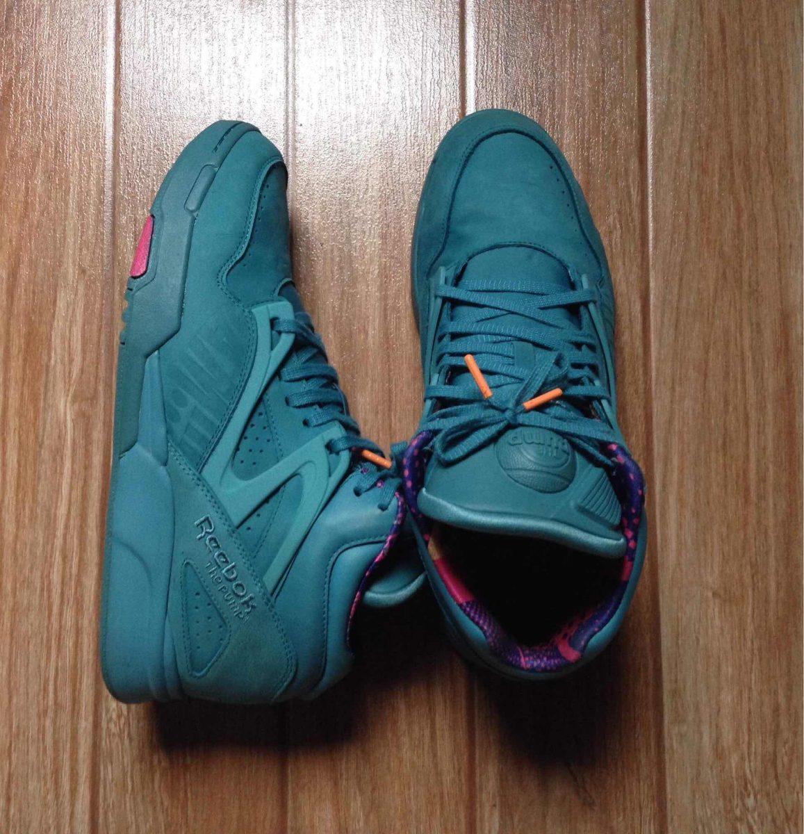 sports shoes 157e5 2b45f ... reebok pump lemar dauley. Carregando zoom.