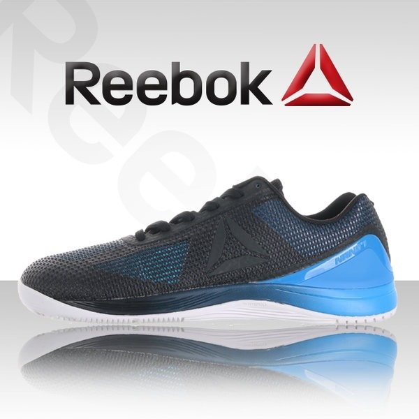 dd66dfbf30ee Reebok R Crossfit Nano 7.0 Training Blue Black White Bd5024 ...