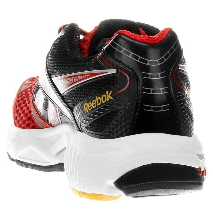 f5c1af9ce40 reebok running tênis · tênis reebok dual up running - vermelho preto -  frete grátis