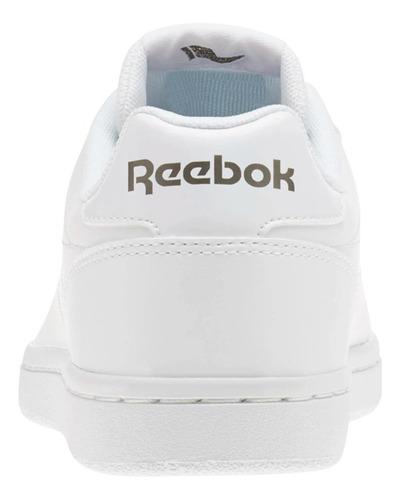 reebok zapatilla lifestyle mujer royal complete clean blanco