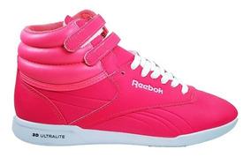 Reebok Zapatillas Mujer Frestyle Ultralite Rosa Fluor