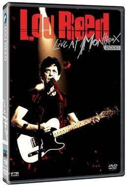 reed lou live at montreux 2000 importado dvd nuevo
