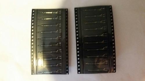 reed switch (interruptor magnetico) dual montura en tarjeta