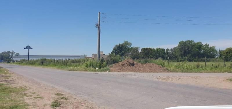 reed vende 4 hectáreas sobre ruta 9 excelente ubicación.