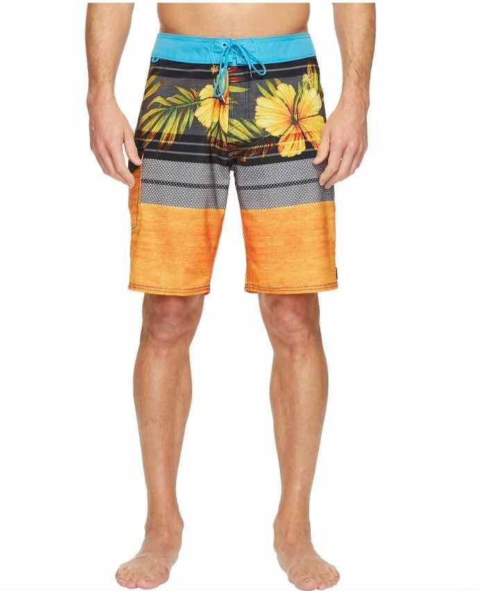 Reef Orange Boardshorts Release Traje Baño Quiksilver Hombre Yf6mgyIb7v