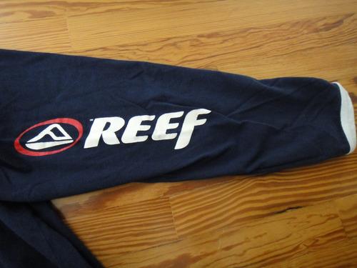 reef remera manga larga