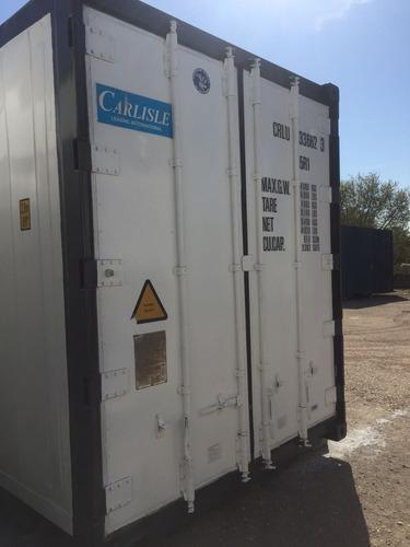reefer contenedores refrigerados 40 pies buenos aires