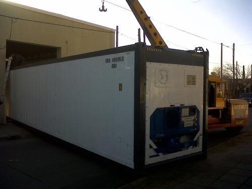 reefers contenedores maritimos  refrigerados financiación.