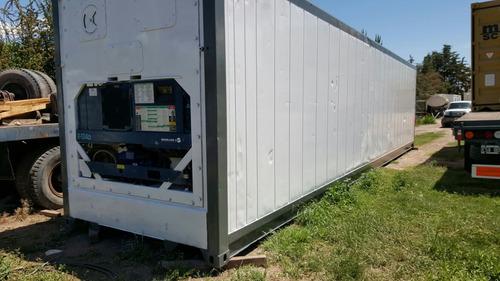 reefers contenedores refrigerado 40 pies camaras frio