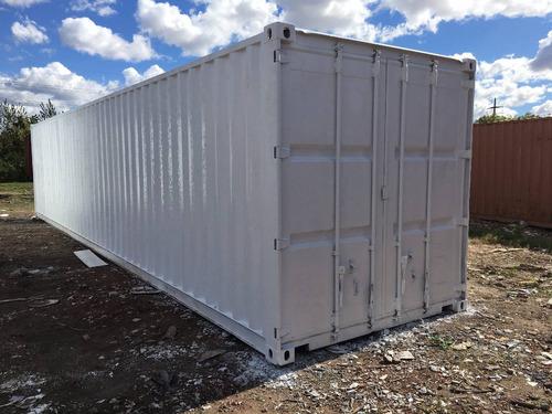 reefers contenedores refrigerados  40  pies  camara