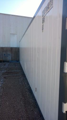 reefers contenedores refrigerados- camara frio chaco