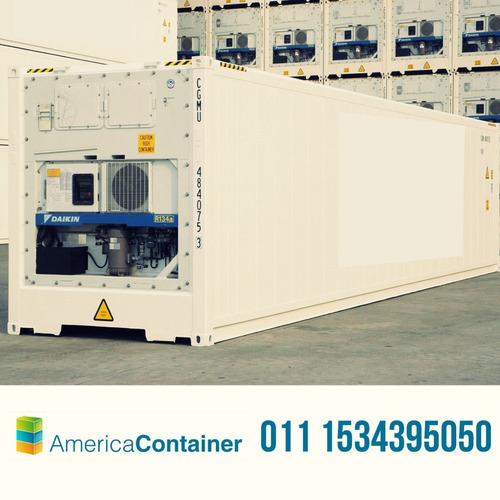 reefers contenedores refrigerados camaras frigo corodoba