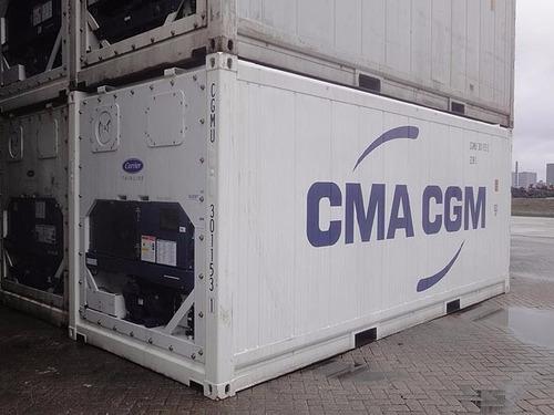 reefers- contenedores refrigerados- contenedores maritimos