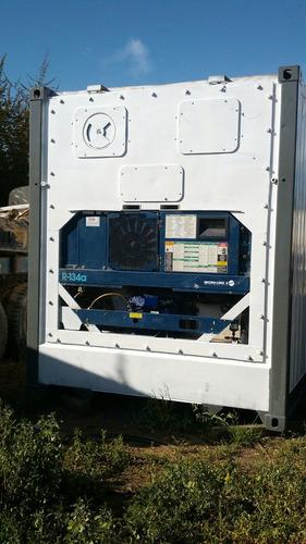 reefers contenedores refrigerados financiación camaras frio