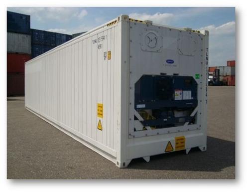 reefers contenedores refrigerados usados camara de frio