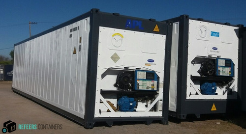 reefers contenedores refrigerados usados camara frigorifica