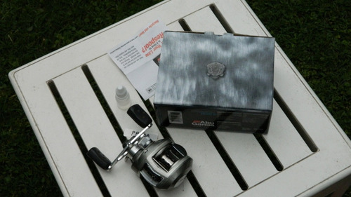 reel abu garcia ambassadeur revo s en caja 6.4:1 baitcast 9r