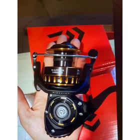 Reel Daiwa 4500 Bg Apto Multifilamento Ideal Jigging