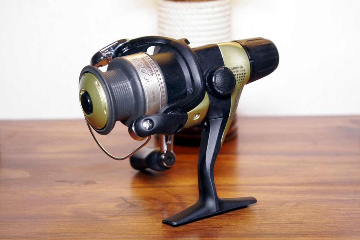reel de pesca shimano hyperloop 1000rb. Cargando zoom.