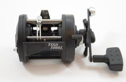 reel de pesca tssd 3000l de alta calidad y gran resistencia