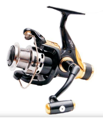reel frontal spining // cougar ergios 107rd