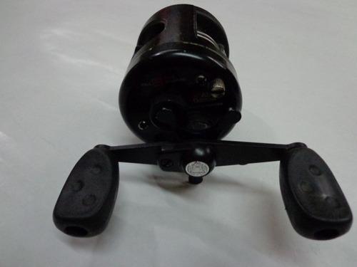 reel rotativo devanador usado abu garcia black max 3600!