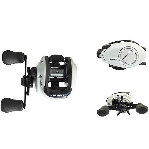 reel shimano chronarch 200 e5 manija derecha made in japon