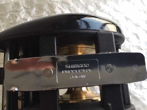 reel shimano coriolis 200 ,japón 2 rulemanes,freno magnetico