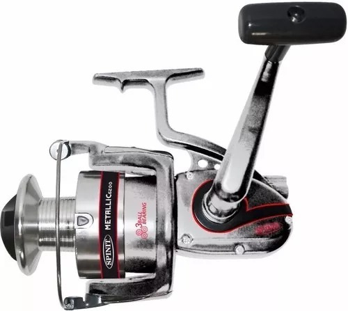 reel spinit metallic 6350