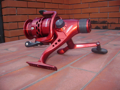 reel surfish red one 4
