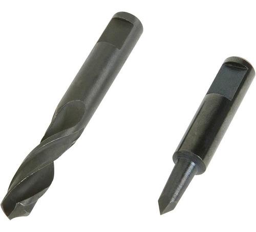 reemplazo broca y punta centro p/broca cortadora de círculos
