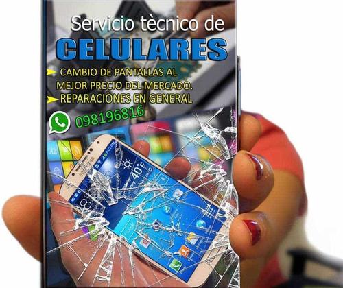 reemplazo de display y batería iphone 6
