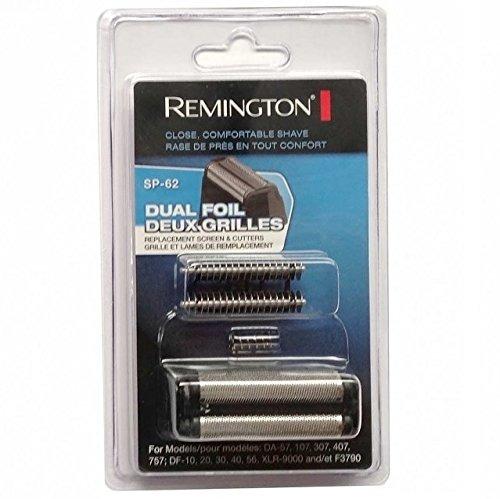 reemplazo de la lámina y del cabezal de corte remington sp-6