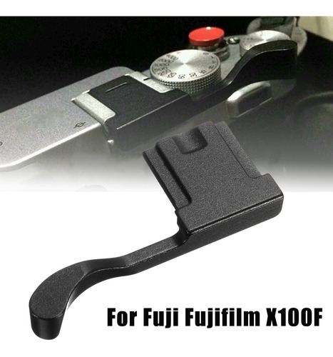 reemplazo del apretón pulgar reemplazar para fuji fujifilm x