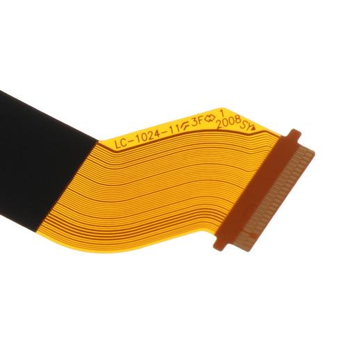 reemplazo del conector del cable lcd flex para la cámara