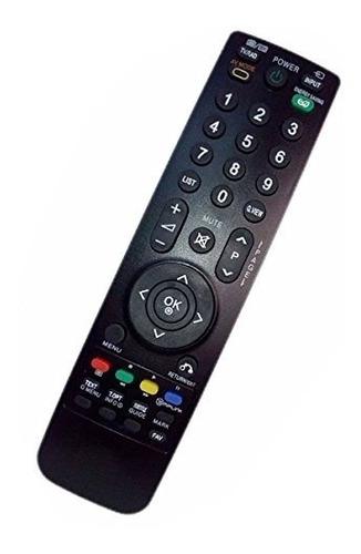 reemplazó el control remoto compatible para lg 32lh20 50ps1