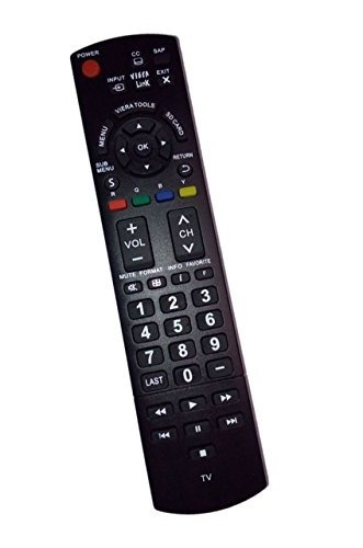 reemplazó el control remoto compatible para panasonic tc-p50